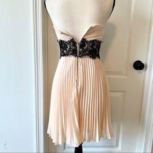 ASOS Dresses - NWT ASOS Elise Ryan Chiffon Strapless Dress—SZ. 8